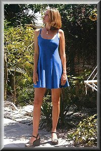 Natural Eco Friendly, Allergy Free Organic Women's Dresses.