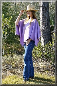 Natural Eco Friendly, Allergy Free Organic Women's Outerwear.