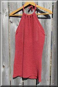 Organic Hemp Knit Summer Breeze Blouse.