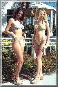 Organic Bikinis.