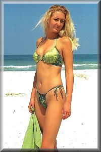 Sample Tie Dye Bikinis.