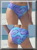 Full Coverage Bikini Bikini Bottom